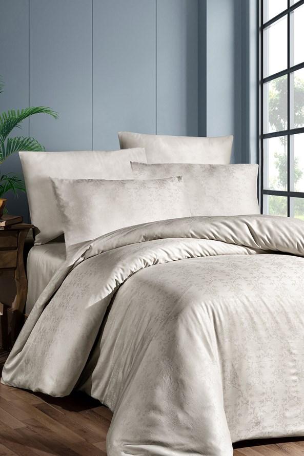 Lenjerie de pat de lux Amore din jacquard