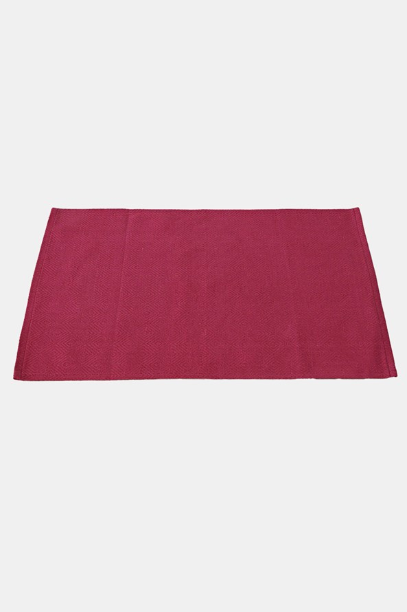 Napron Home Design texturat, roşu