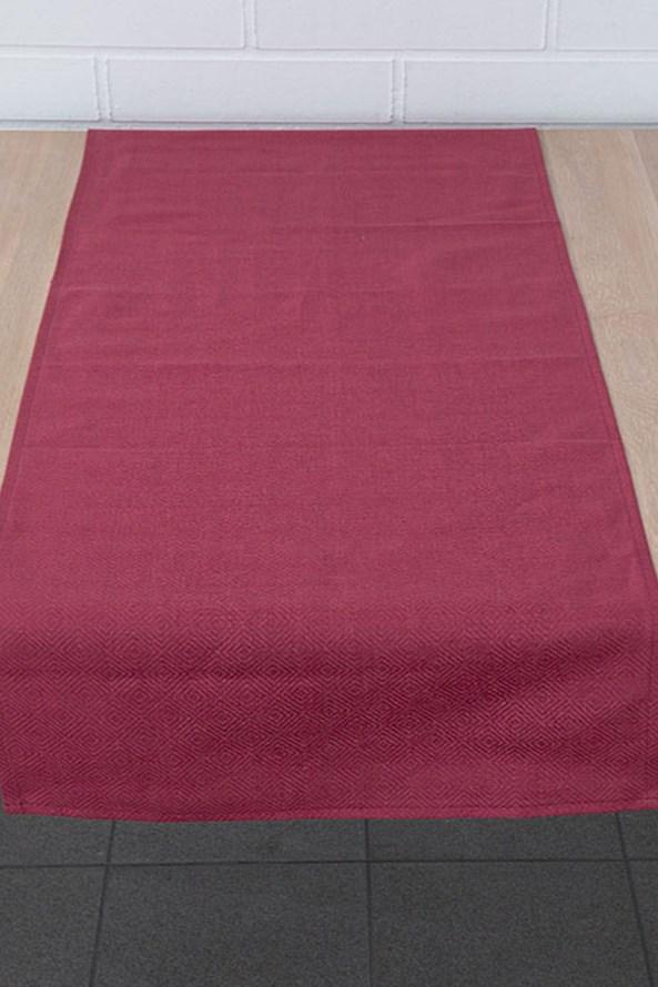 Napron masă Home Design, roşu