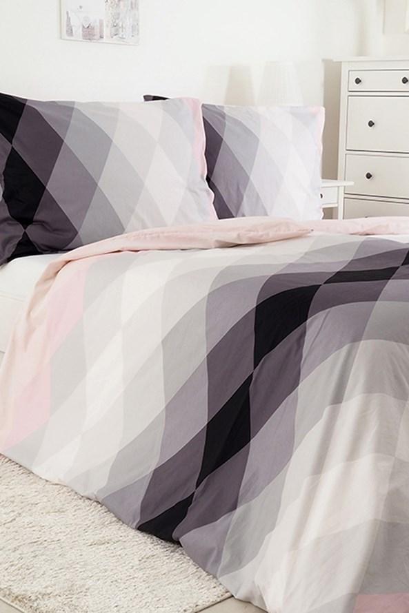Lenjerie de pat creponată Bibinje