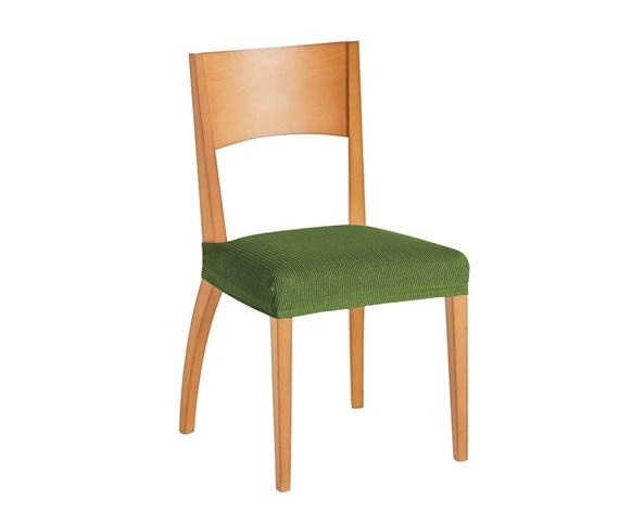 SET 2 huse pentru scaun, verzi