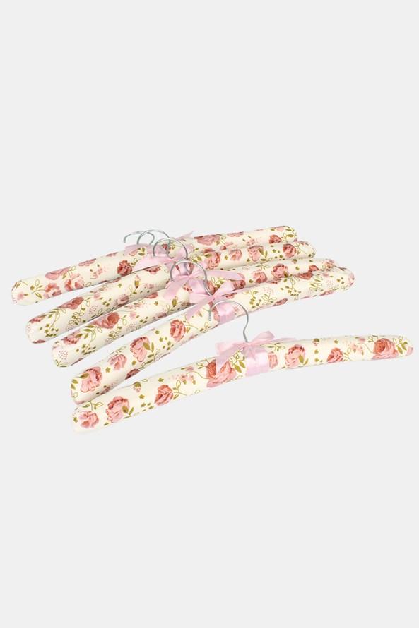 Set 5 umerase textile Roses