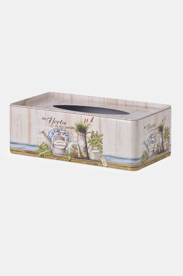 Cutie pentru șervețele Herbs