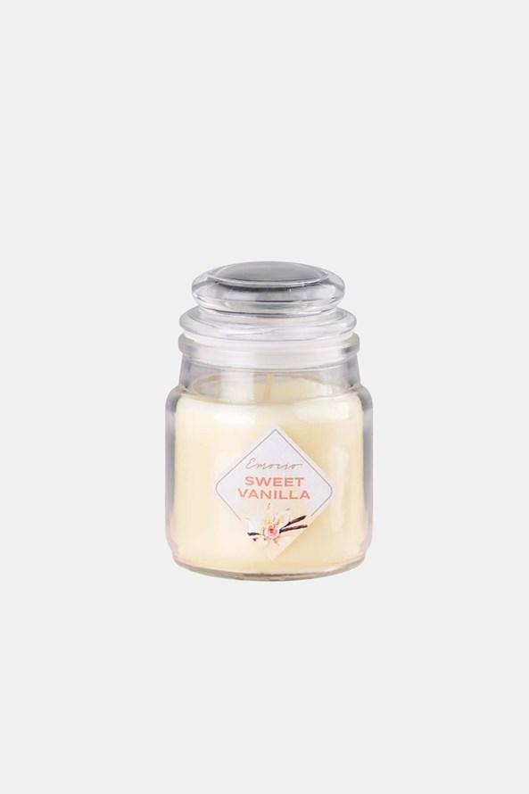 Lumânare parfumată mică Sweet Vanilla