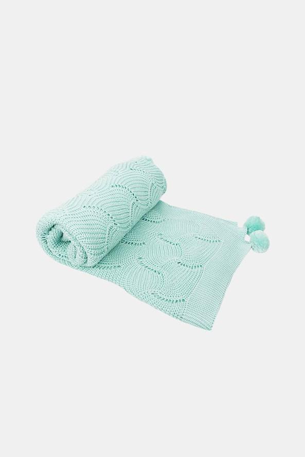 Pătură pentru bebeluși Fresa, din bambus