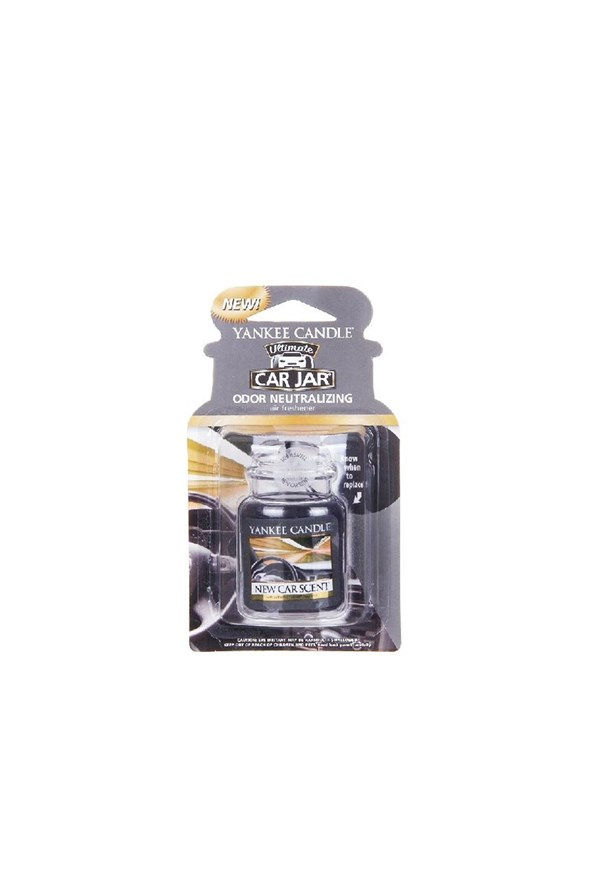 Gel odorizant auto Yankee Candle New Car Scent