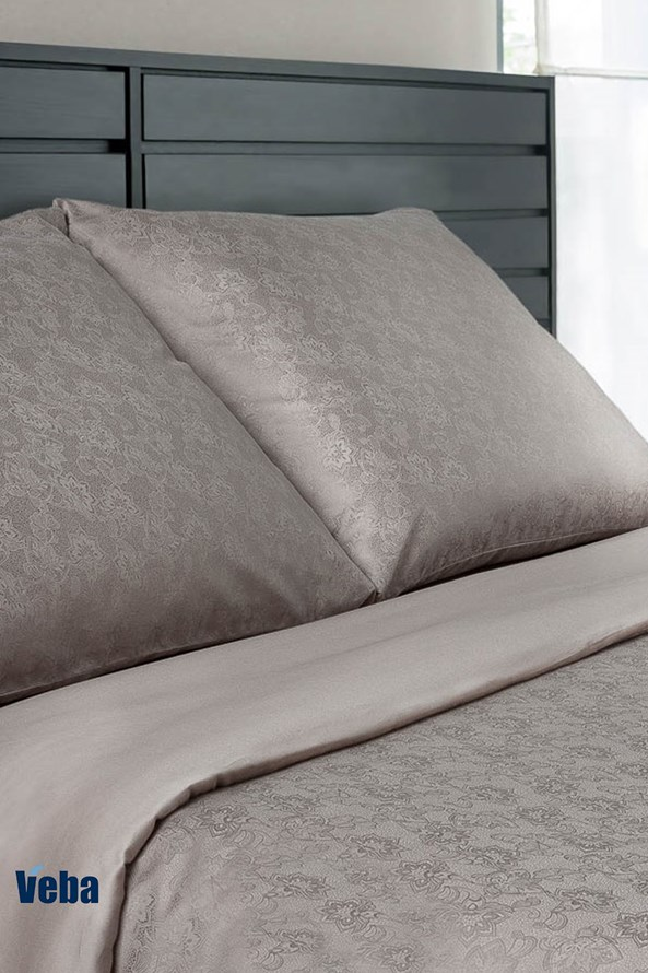 Lenjerie de pat din damasc VEBA Ornella