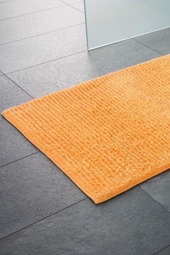 Covor pentru baie Agra, portocaliu