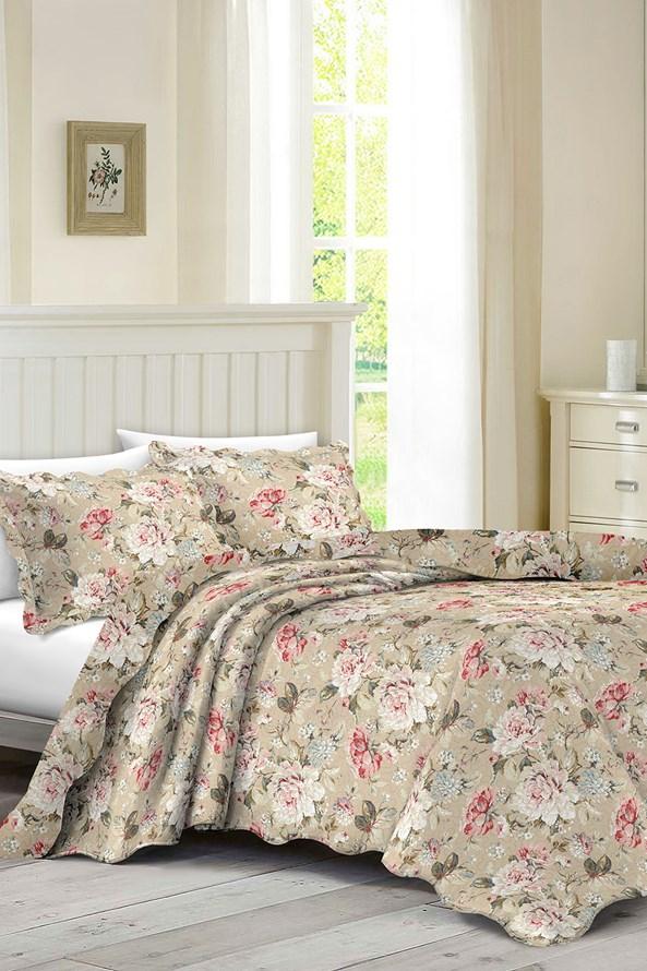SET cuvertura pentru pat de o persoana si husa de perna