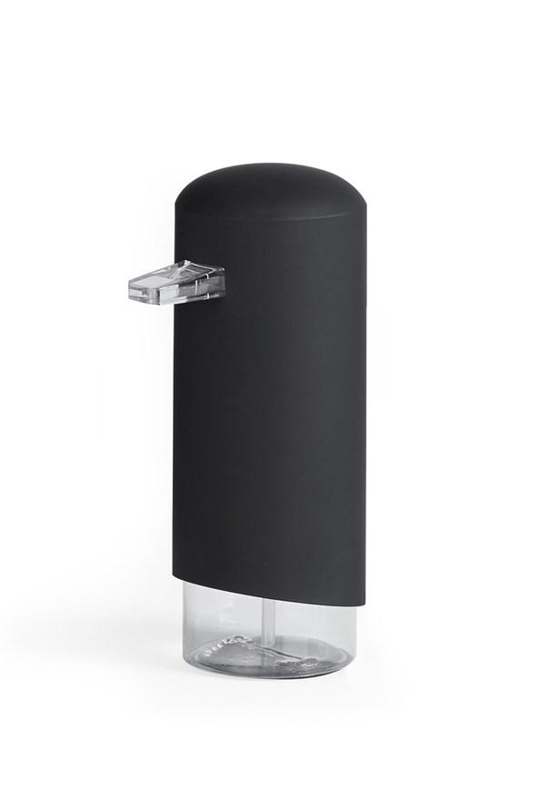 Dozator sapun spuma Compactor, negru