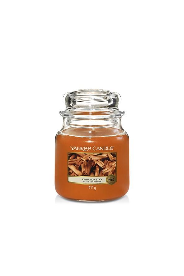 Lumanare Yankee Candle Cinnamon, medie