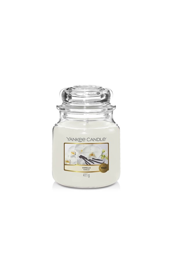 Lumanare Yankee Candle Vanilla, medie