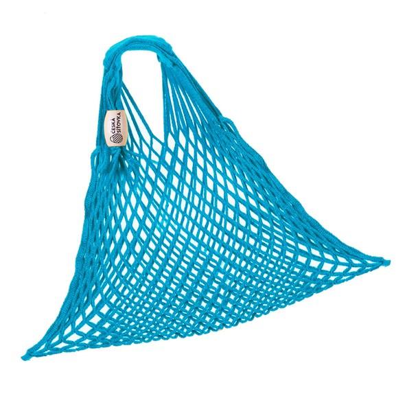 Plasa elastica ceheasca, turcoaz