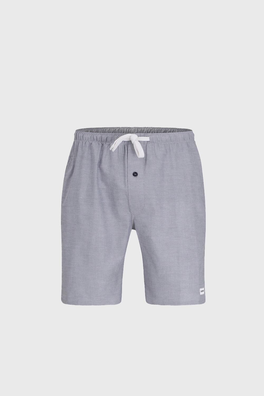 Ceceba Blue Melange Pyjama Shorts