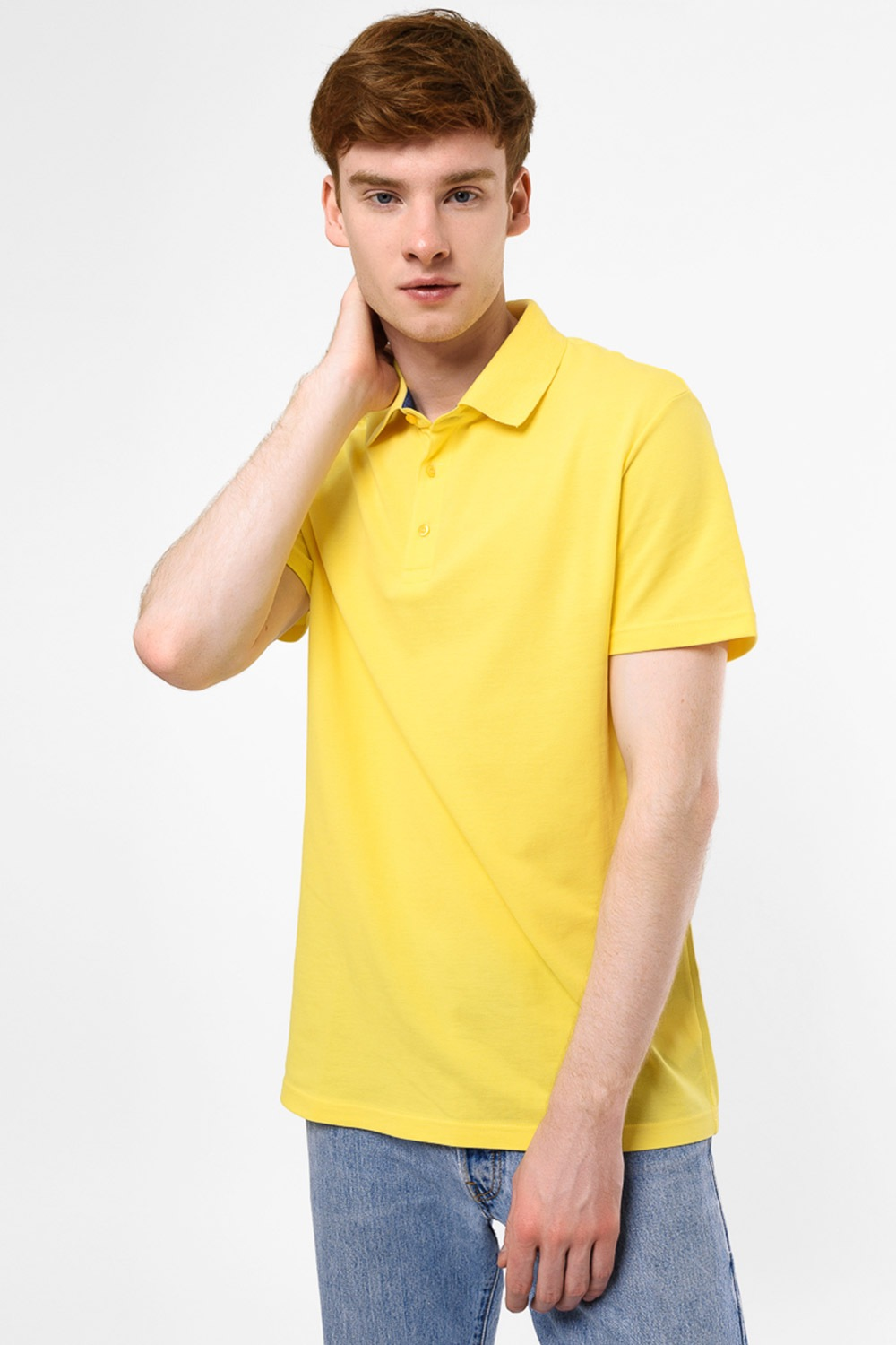 Tricou polo barbatesc MF Sun de la Mark Formelle