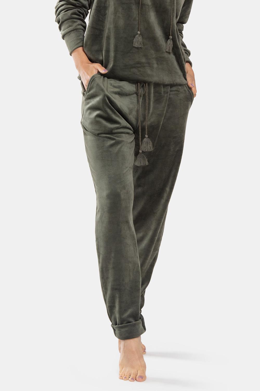 Partea inferioară - pantalon set Velours Braid