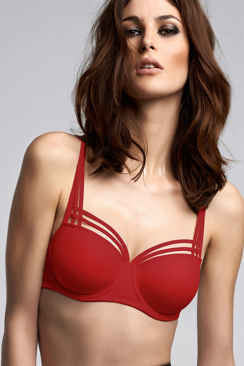 Sutien Marlies Dekkers Balconette Red