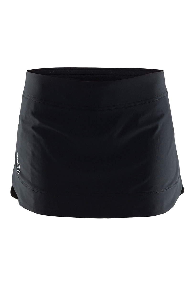 Fusta dama Craft Pep Black, material functional