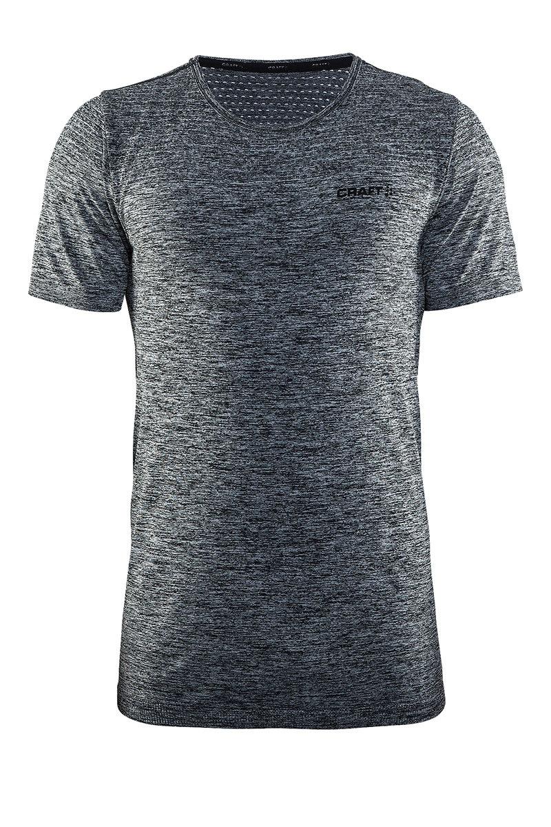 Tricou barbatesc CRAFT Core fara cusaturi, material functional