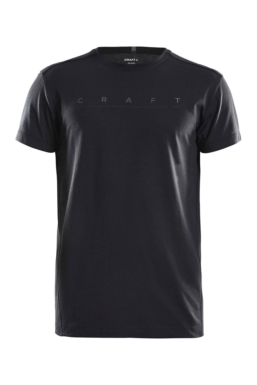 Tricou barbatesc CRAFT Deft, negru