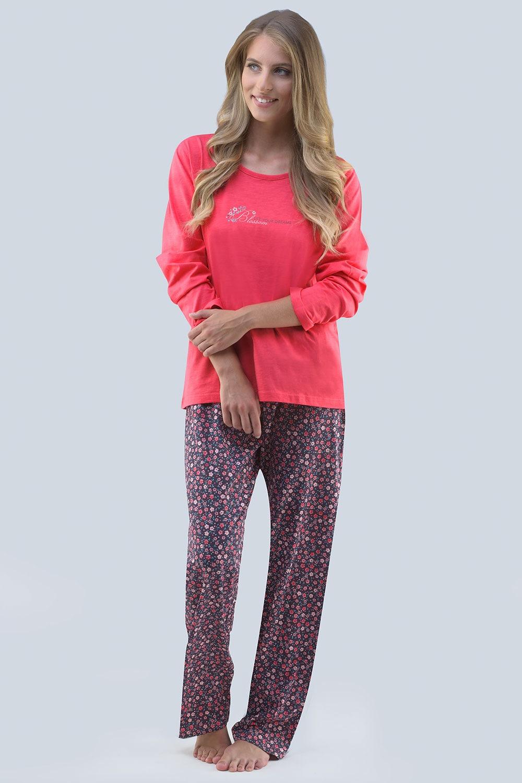 Pijama dama Blossom, roz