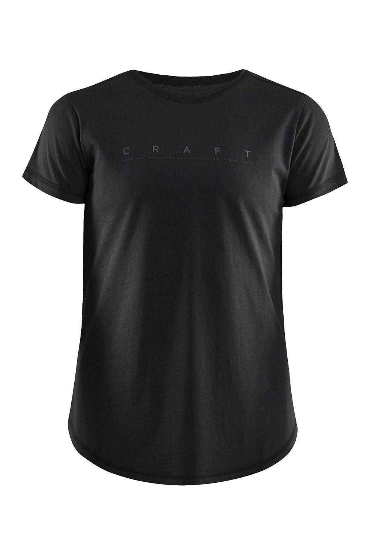Tricou dama CRAFT Deft, negru de la Craft