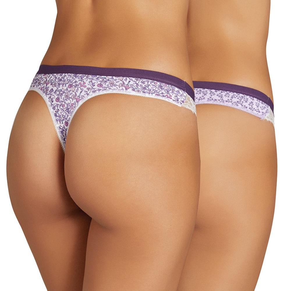 2 pack tanga Violetta
