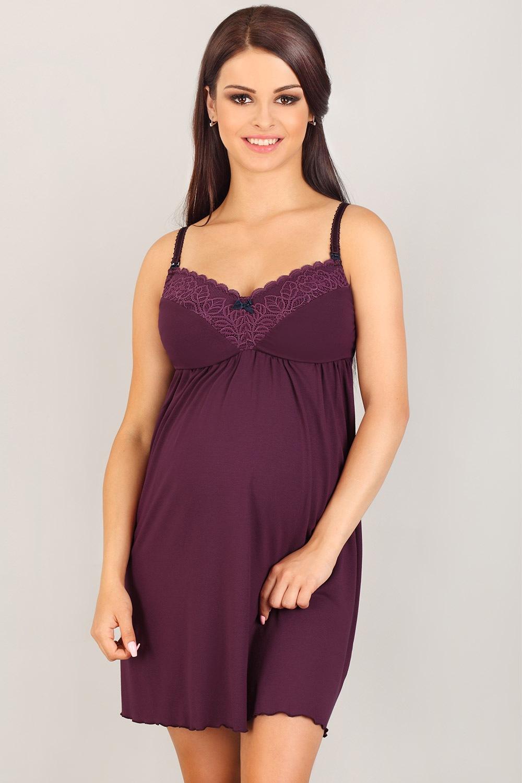 Camasa de noapte Vedette, sarcina si alaptare