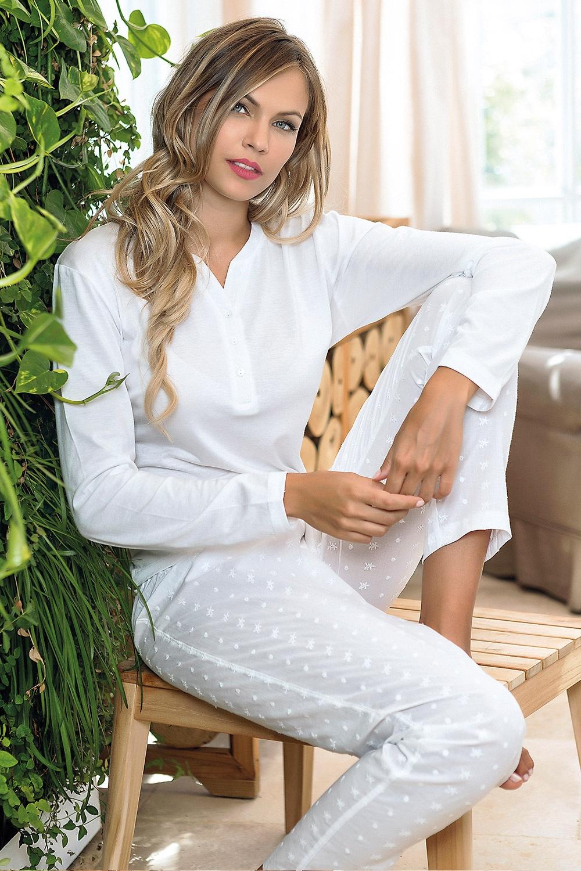 Pijama dama Itaca