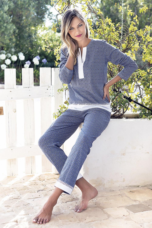 Pijama dama Creta