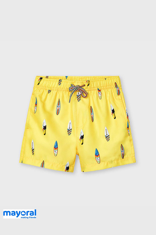 Pantalon scurt de baie pentru băieți Mayoral Surf