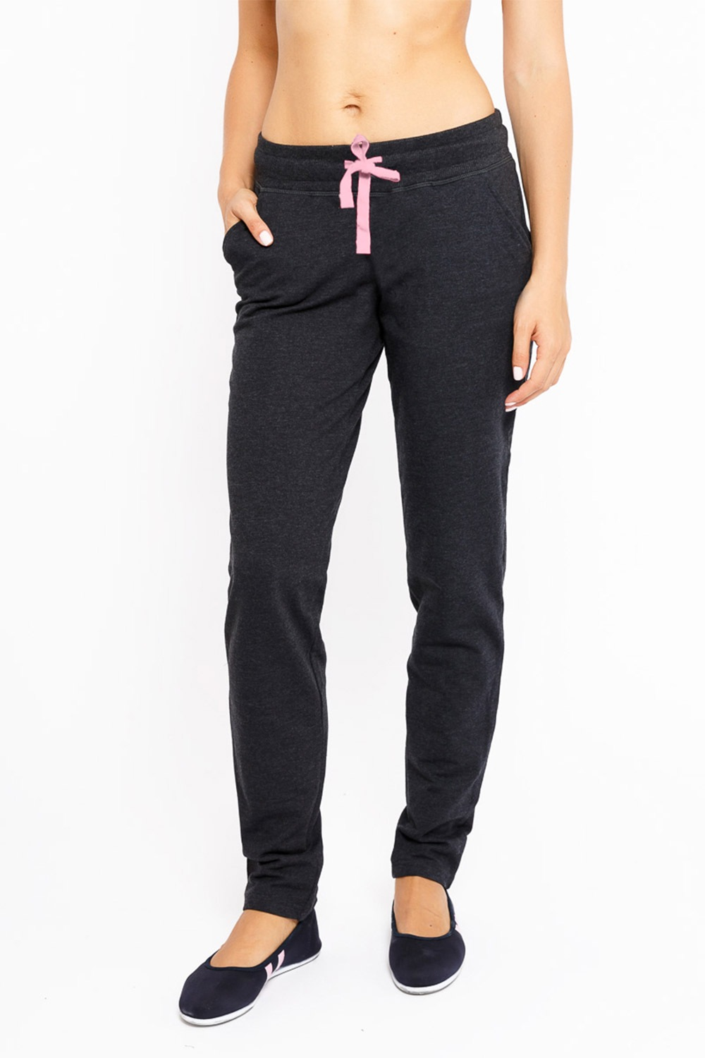 Pantalon trening de dama MF Dark Grey