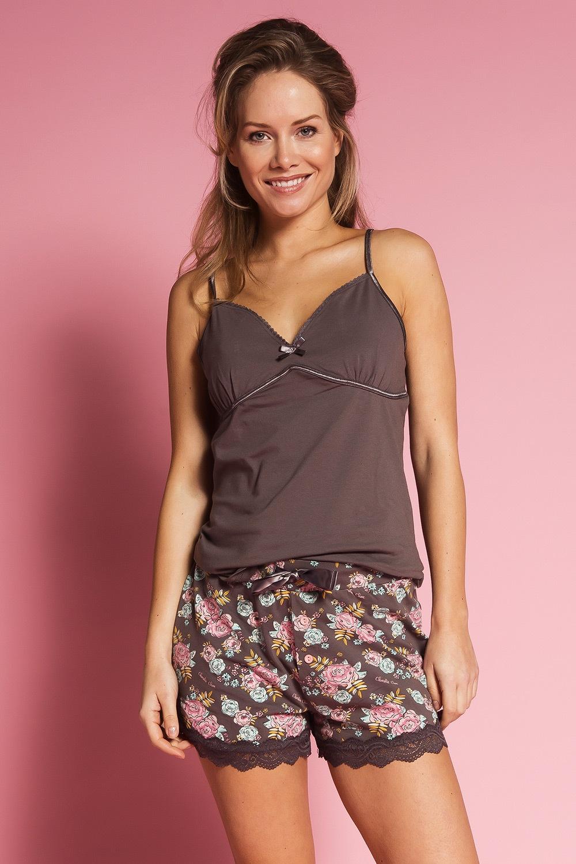Pijama dama Roses I. 1