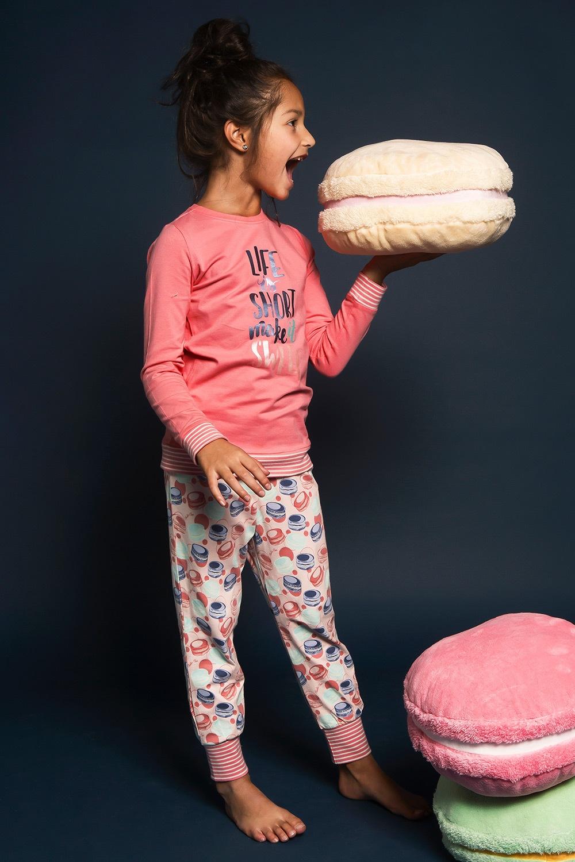 Pijama fetite Sweet life de la Charlie Choe