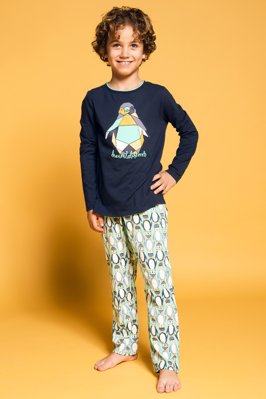 Pijama baieti Dream and discover