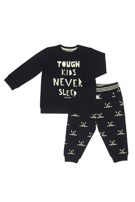 Pijama baieti Bulldogs de la Charlie Choe