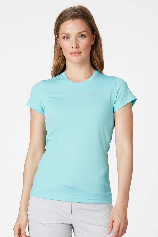 Tricou dama Helly Hansen Lifa Active, material functional, albastru