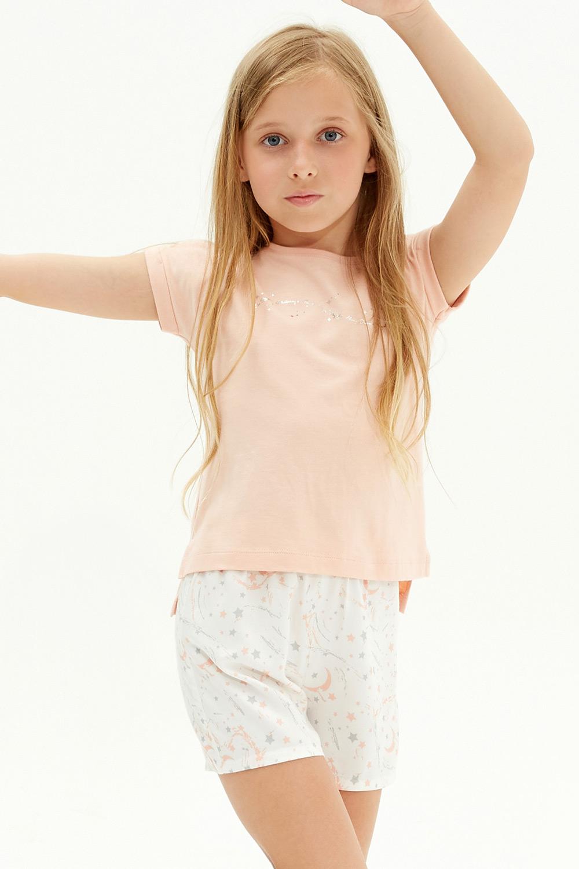 Pijama fetițe Moon