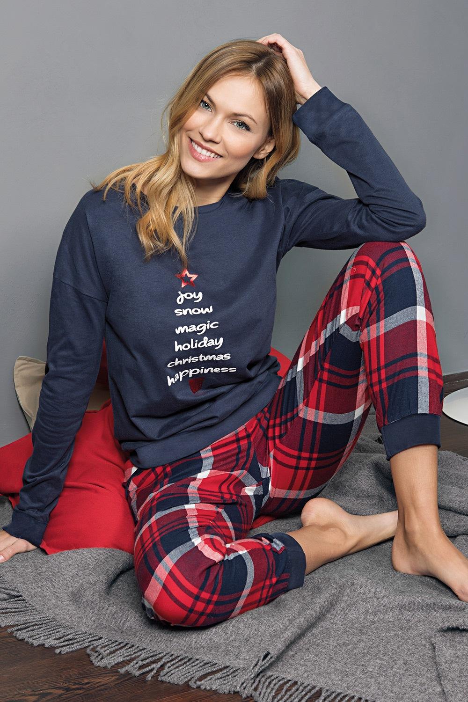 Pijama dama Christmas
