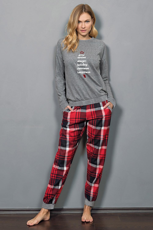 Pijama dama Christmas de la Jadea