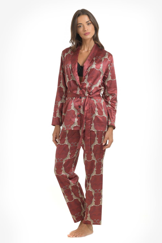 Pijama Shelby, gri