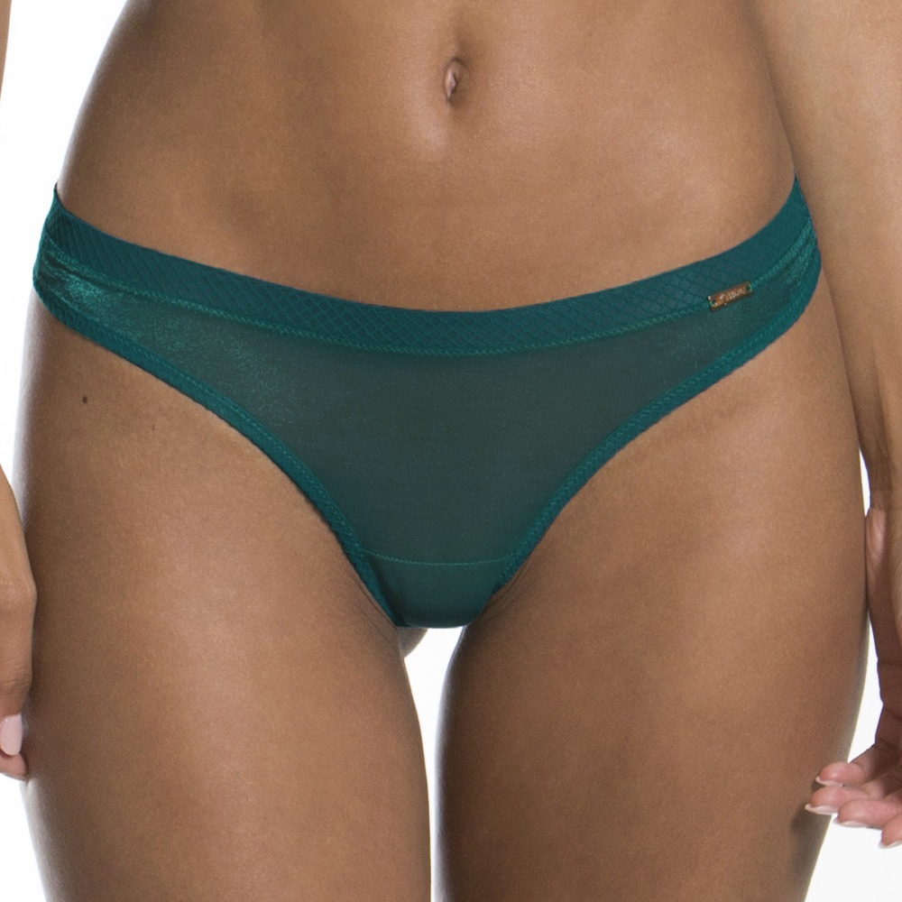 Tanga Glossies Green
