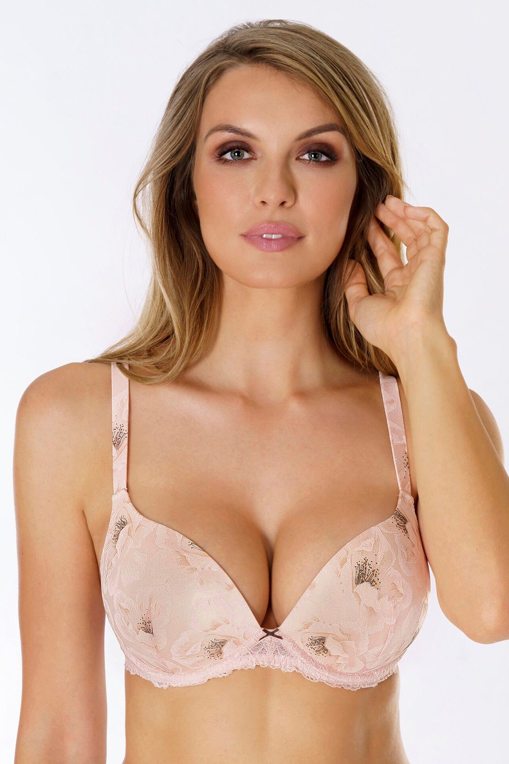 Sutien Cherrie Blossom Push-Up