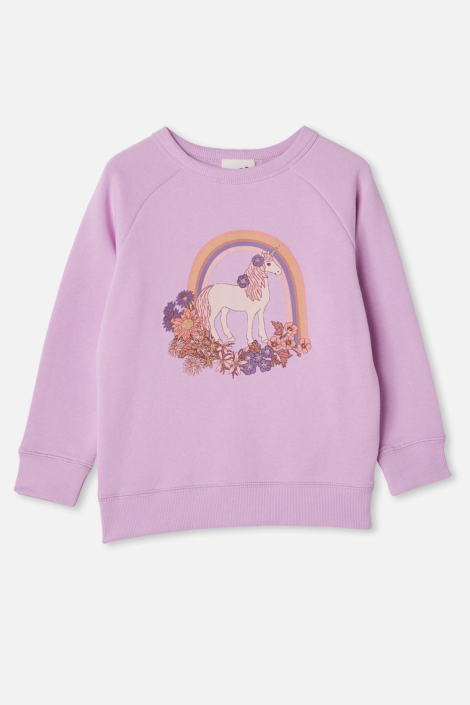 Bluză fetițe Unicorn