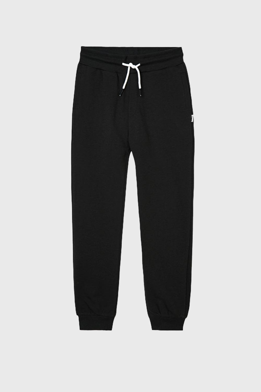 Pantalon trening băieți Vinyl, negru