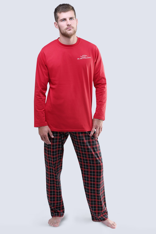 Pijama barbateasca Blacksword lunga