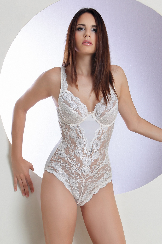 Body dantelat Pearl Lace