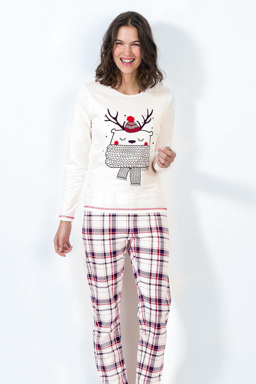 Pijama dama Noel de la CTM Style