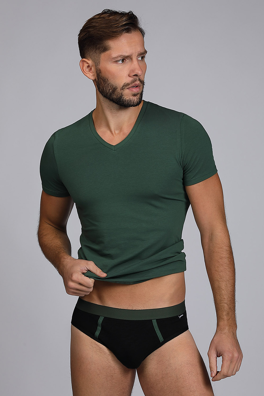 SET barbatesc Raw man, verde