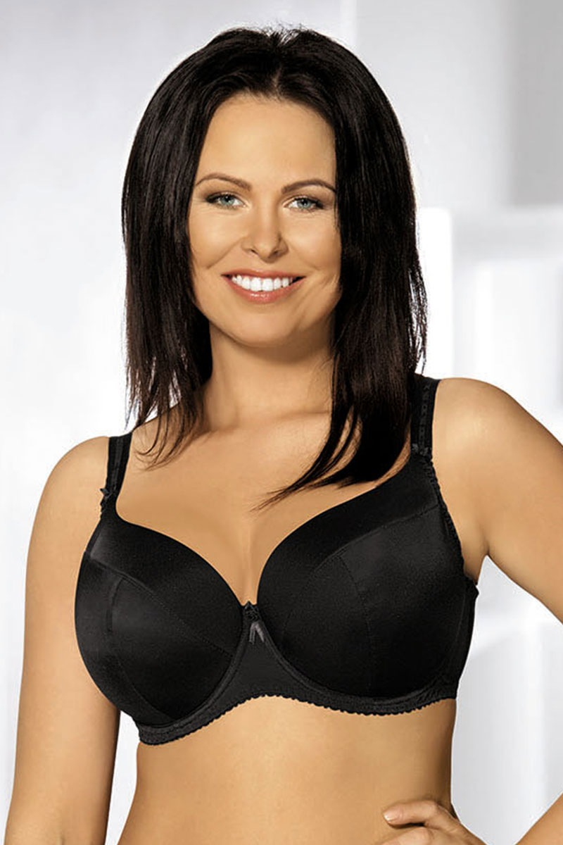 Sutien Monique 1263 Black intarit